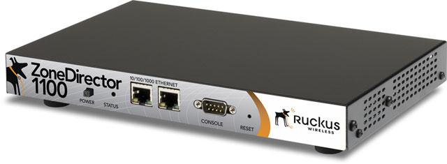 Ruckus ZoneDirector 1000/1100 Wireless Controller