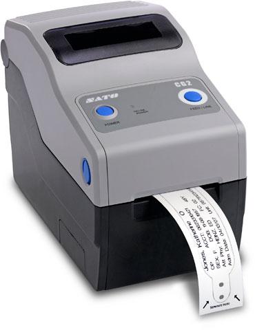 SATO CG212 Printer