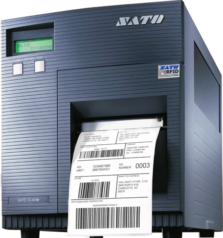 Sato Cl408e Rfid Rfid Printer Best Price Available