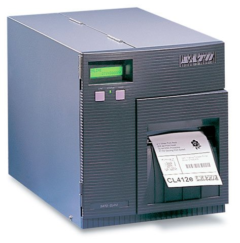 SATO CL412e RFID RFID Printer