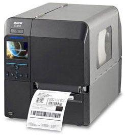 SATO CL412NX UHF RFID RFID Label Printer: WWCL20061R