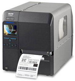 SATO CL412NX Barcode Label Printer: WWCL22161