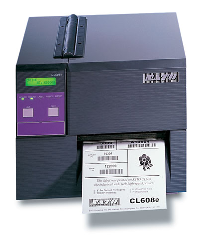 SATO CL608e Printer