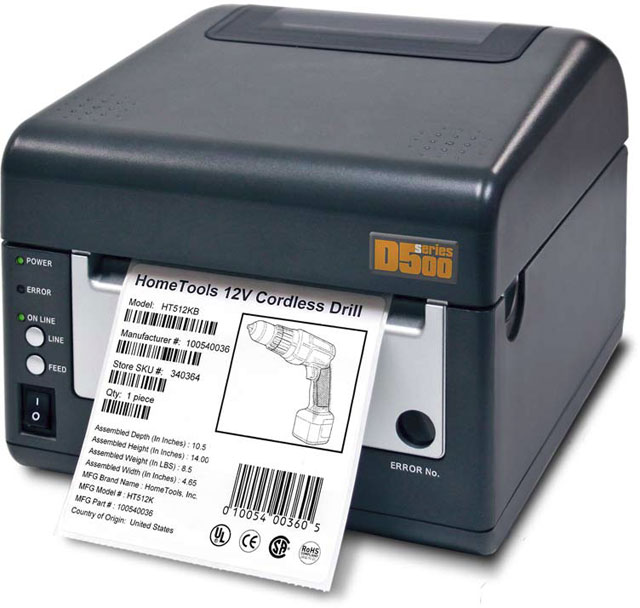 SATO D512 Printer - Best Price Available Online - Save Now
