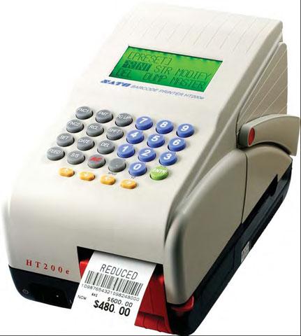 SATO HT200e Printer