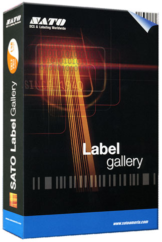 SATO Label Gallery Barcode Software