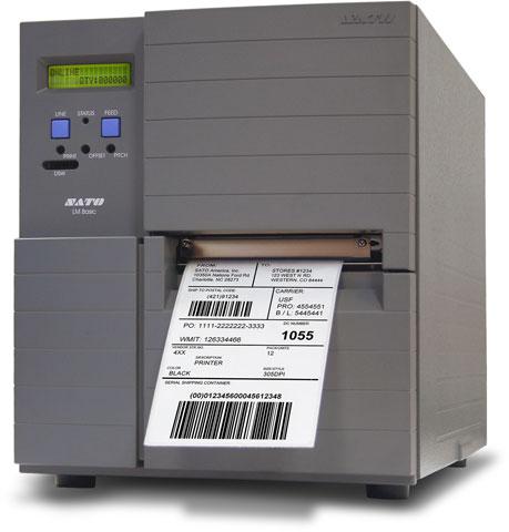 SATO LM408e Printer