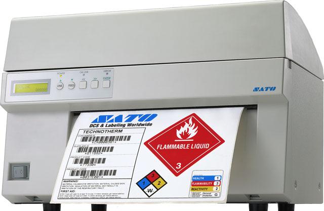SATO M-10e Printer
