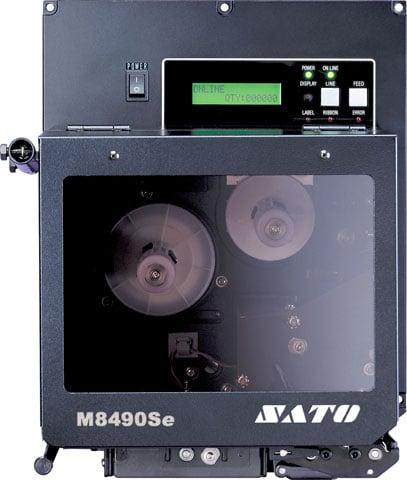 SATO M-8490Se Print Engine