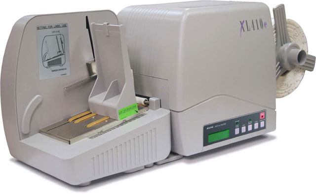 SATO XL410e Printer