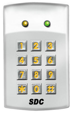 SDC 928 Series Integrated Digital Keypad