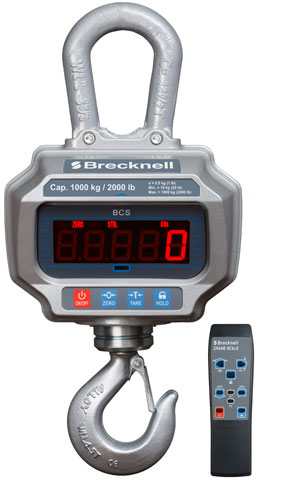 Brecknell BCS Series Scale