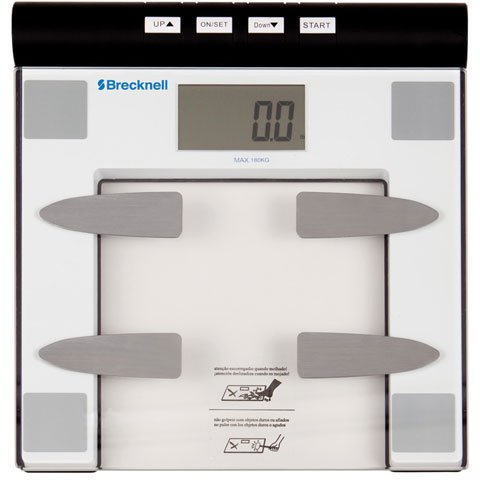 Brecknell BFS-150 Body Fat/Bathroom Scale Scale