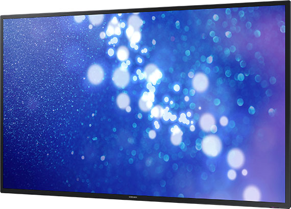 Samsung DM-E Series Digital Signage Display
