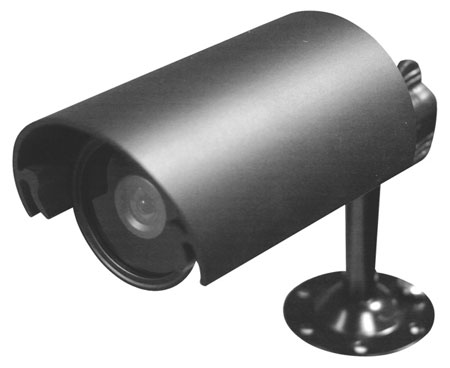Samsung GV-BCC Color CCTV Surveillance Camera
