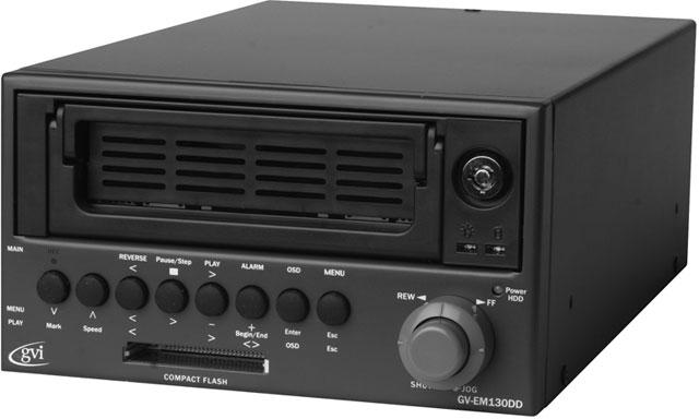 Samsung GV-EM130DD DVR Surveillance DVR