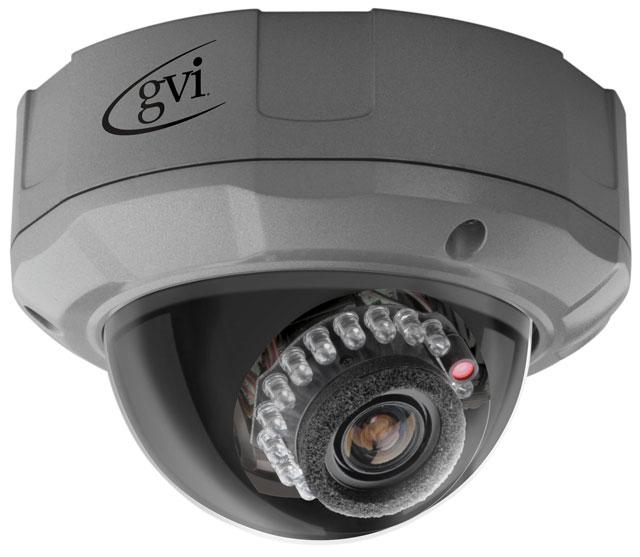 Samsung GV-VD550IR Dome Surveillance Camera