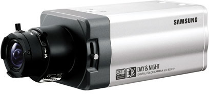 Samsung SCC-B2391 Color Digital Surveillance Camera
