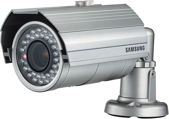 Samsung SCC-B9371 IR Bullet Surveillance Camera