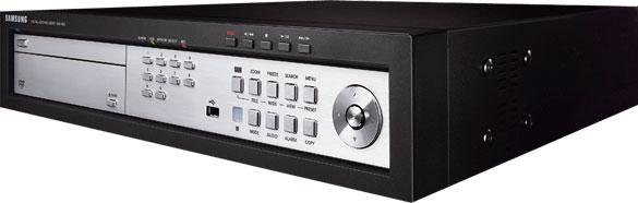 Samsung SHR-5080 Surveillance DVR