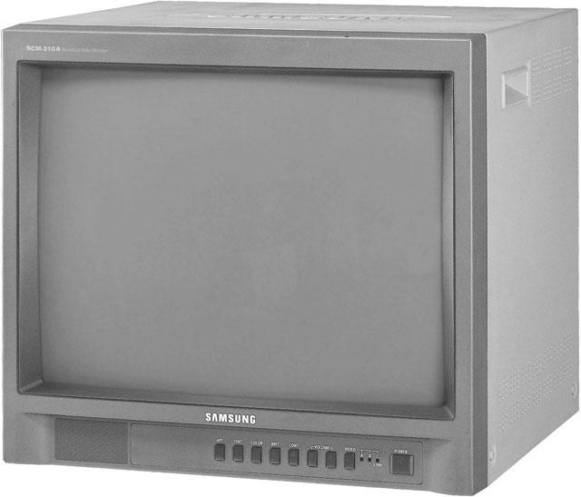 Samsung Smc 210f Monitor Cctv Security Monitor Best