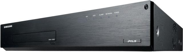 Samsung SRN-1000 Network/IP Video Recorder