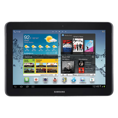 Samsung Galaxy Tab 2 10.1 Tablet Computer