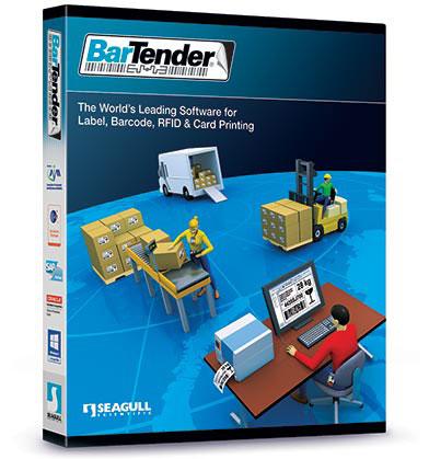 Seagull Scientific BarTender Enterprise Print Server Barcode Software
