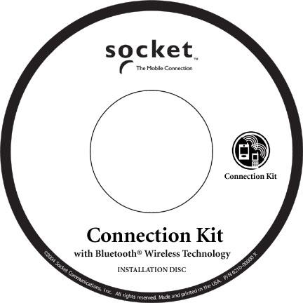Socket BlueSoleil Software Mobile Computer