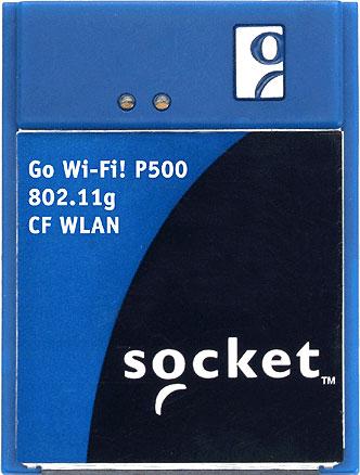 Socket Go Wi-Fi! P500 Mobile Computer