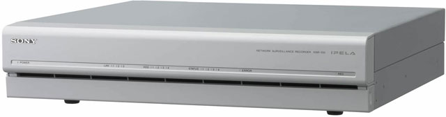 Sony Electronics NSR Series Network/IP Video Recorder