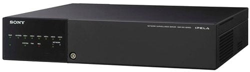 Sony Electronics NSR-500 Network/IP Video Recorder