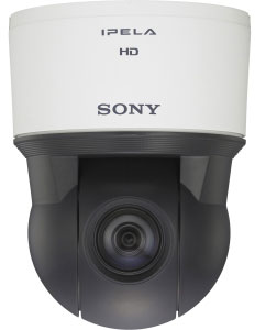 Sony Electronics SNC-ER580 Surveillance Camera