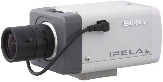 Sony SNC-CS11 Color Surveillance Camera