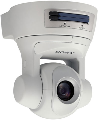 Sony Electronics SNC-RZ30N Surveillance Camera