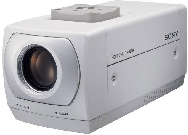 Sony Electronics SNC-Z20N Color Surveillance Camera