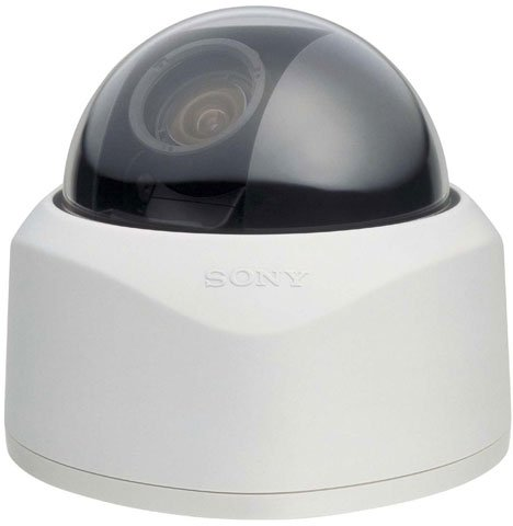 Sony SSC-CD43V Minidome Color Surveillance Camera