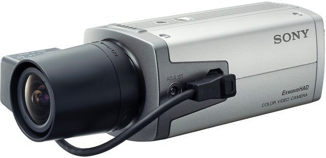 Sony Electronics SSC-M183 Surveillance Camera
