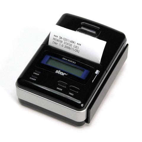 Star SM-S200 Portable Printer