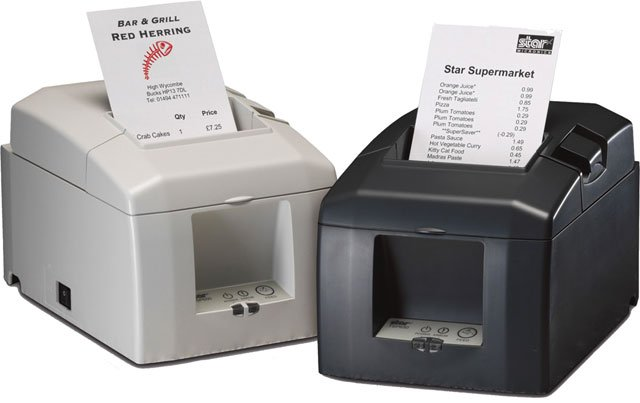 STAR TSP600 RECEIPT PRINTER WINDOWS 7 64 DRIVER