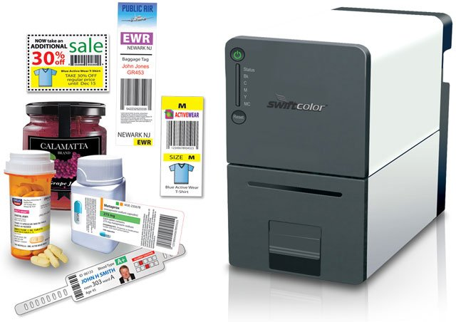 SwiftColor SCL-2000P Color Label Printer - Best Price
