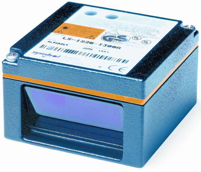 Symbol LS 1220 Scanner