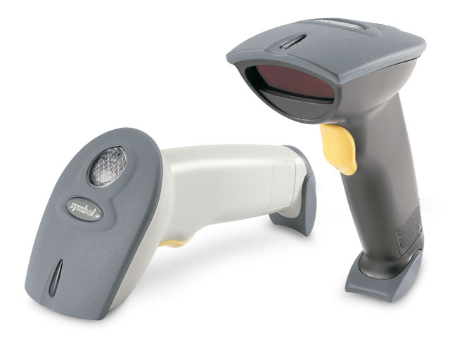 Symbol LS 2108 Hotshot Scanner