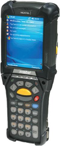 Symbol MC9097-K Mobile Computer
