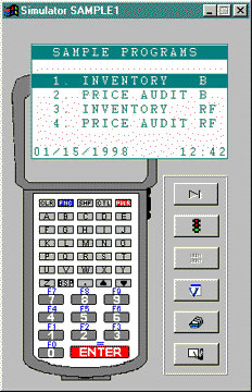 Symbol MCL Software Mobile Computer