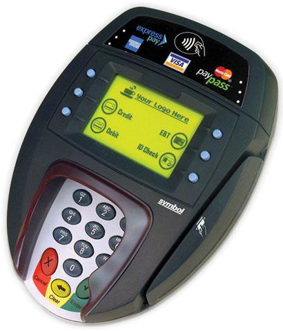 Symbol PD4700 Payment Terminal