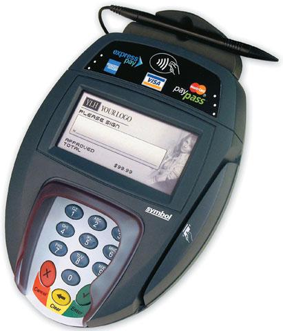Symbol PD4750 Payment Terminal