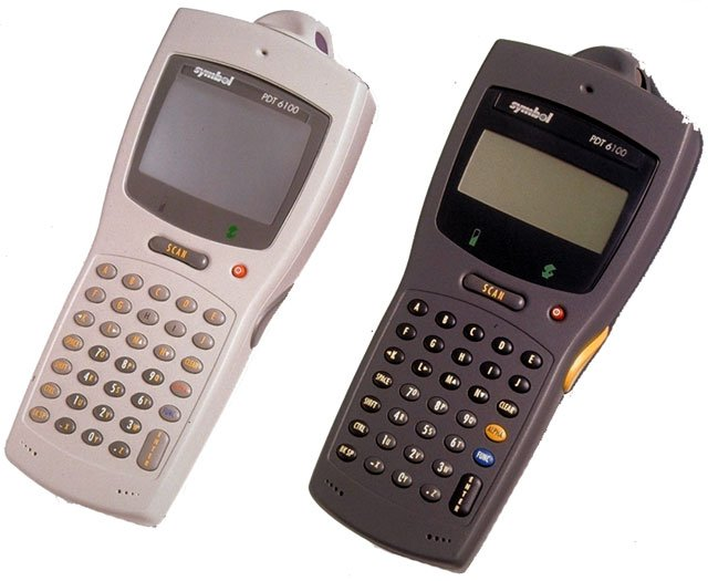 Symbol Pdt 6100 Mobile Computer Same Day Shipping Low