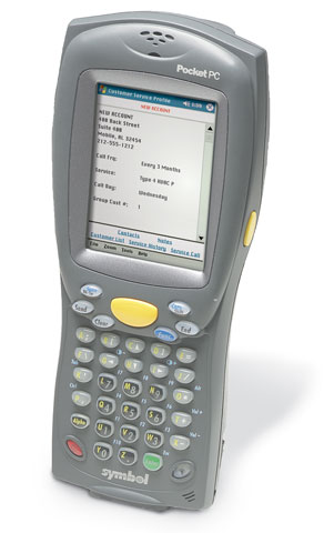 symbol pdt 8100 mobile computer best price available online save now rh barcodesinc com symbol pocket pc pdt 8100 manual symbol pocket pc n410 manual