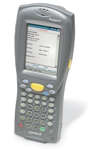 Symbol Pdt 8146 Mobile Computer Same Day Shipping Low